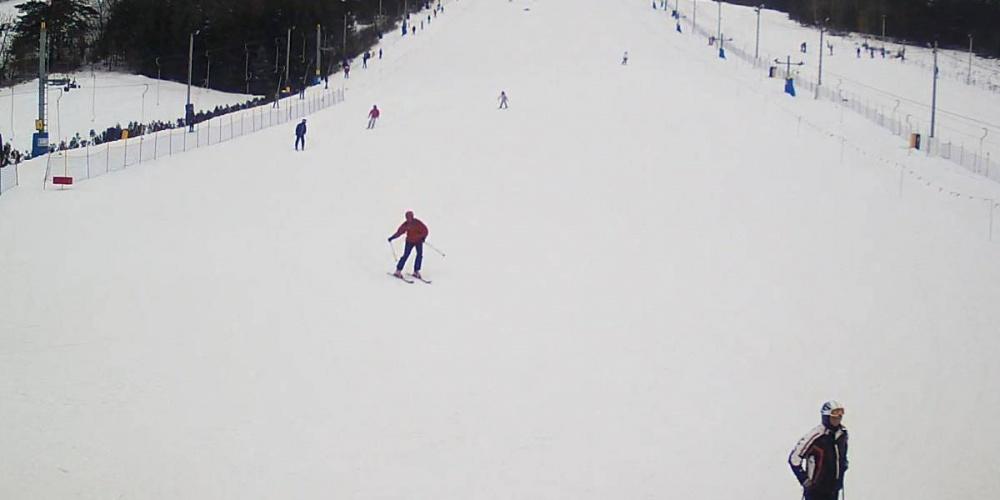 Wyciągi narciarskie w Niestachowie